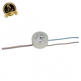 SLV 464130 LED DRIVER 9W, 350mA, round,without strain-relief