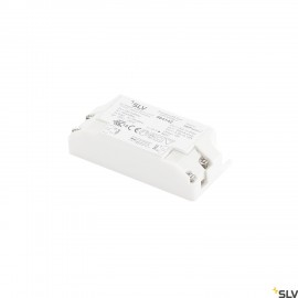 SLV 464142 LED DRIVER, 10W, 700mA, incl.strain-relief, dimmable