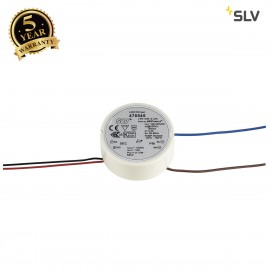 SLV 470545 LED POWER SUPPLY for junctionboxes, 12W, 12V