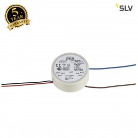 SLV 470546 LED POWER SUPPLY for junctionboxes, 12W, 24V