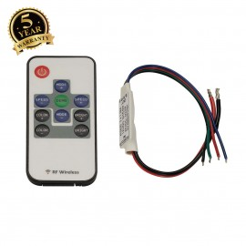 SLV 470650 EASY LIM RF MINI RGB MASTER,12V/DC and 24V/DC, with remotecontrol