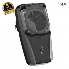 SLV 470808 Main socket switch outdoor,IP44, max. 3500W