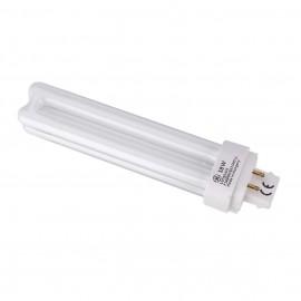 SLV 508220 Compact fluorescent lampTC-D/E 18W, 3000K, 4-pin, fore-ballast