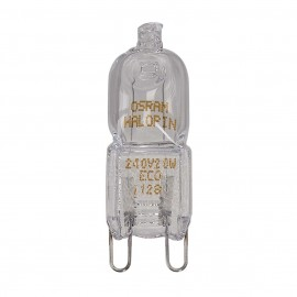 SLV 519451 OSRAM lamp HALOPIN Eco G9, 33W