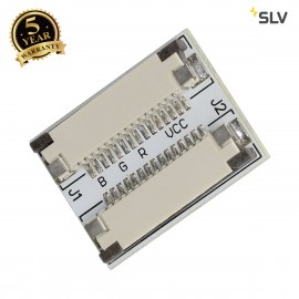 SLV 550419 Direct connector for FLEXLEDROLL RGB 24V up to a width of15mm, max. 50W