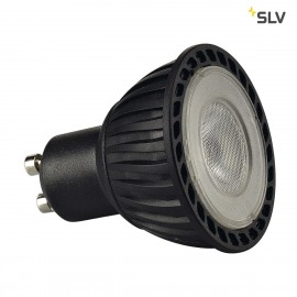 SLV 551252 LED GU10 lamp, 4.3W, SMD LED,2700K, 40°, non-dimmable