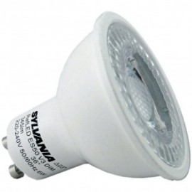 Sylvania 5.5w Dimmable LED GU10 345lm Warm White