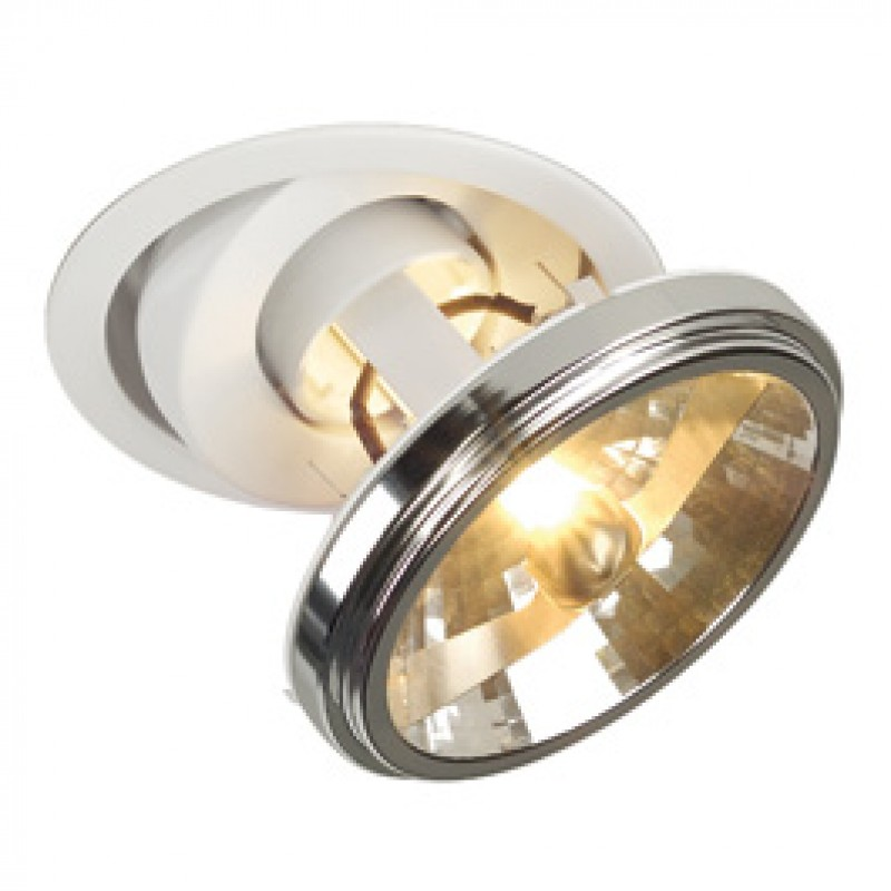 SLV 112841 Twister QRB111 75W White Downlight