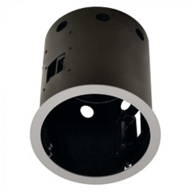 SLV 115644 Aixlight Pro 1 Frame Round Silver Grey & Black