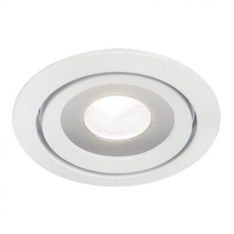 SLV 115811 Luzo LED Disk 11W 4000K White Downlight