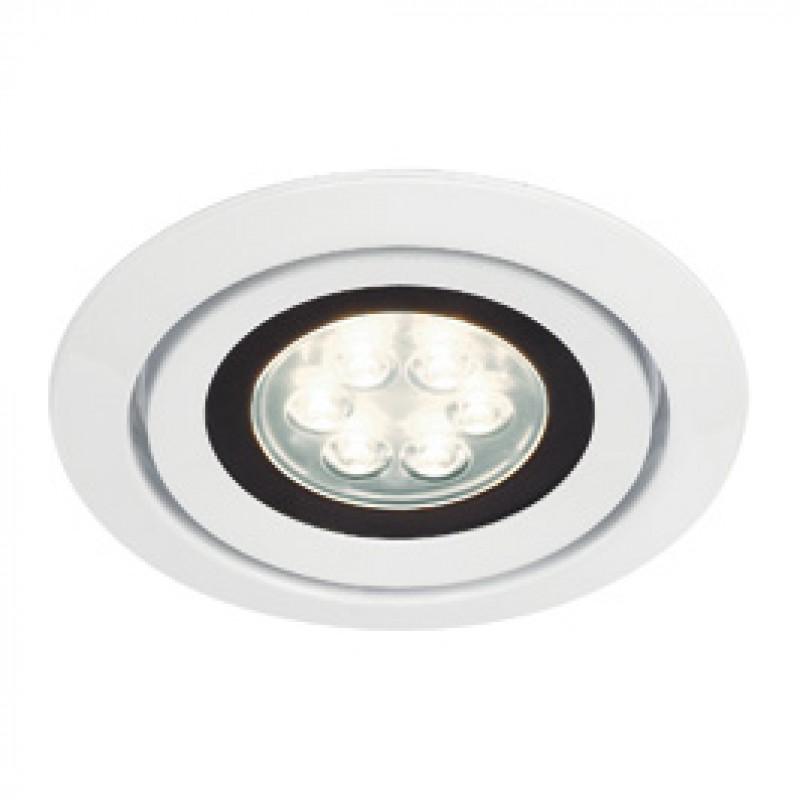SLV 115841 Luzo Integrated LED 13W 4000K White Downlight