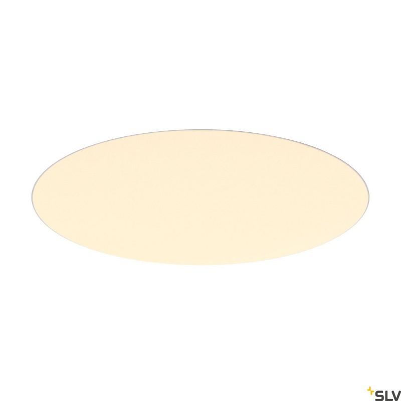 SLV MEDO 90 DL LED White Frameless Recessed ceiling light 3000/4000K 1001904