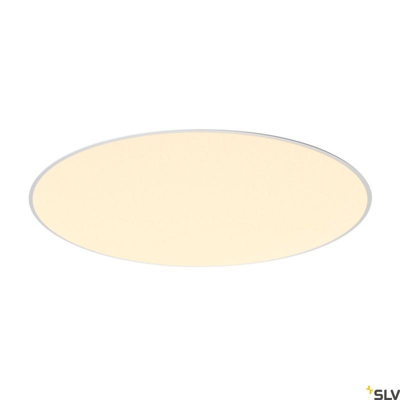 SLV MEDO 90 DL LED White Recessed ceiling light 3000/4000K 1001908