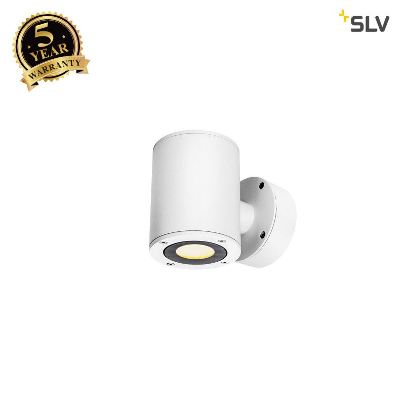 Intalite 1002041I SITRA Up/Down WL, LED Outdoor surface-mounted wall light, white, IP44 3000K, 17W