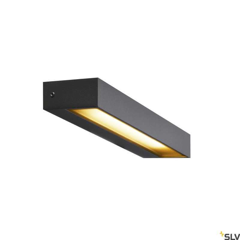 Intalite 1002069I PEMA® WL, LED Outdoor surface-mounted wall light, IP54, anthracite, 3000K