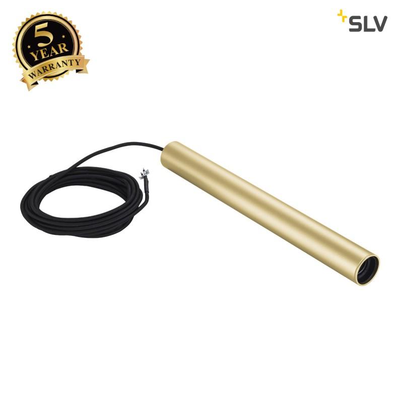 Intalite 1002162I FITU PD, indoor pendant, E27, soft gold, max. 60W