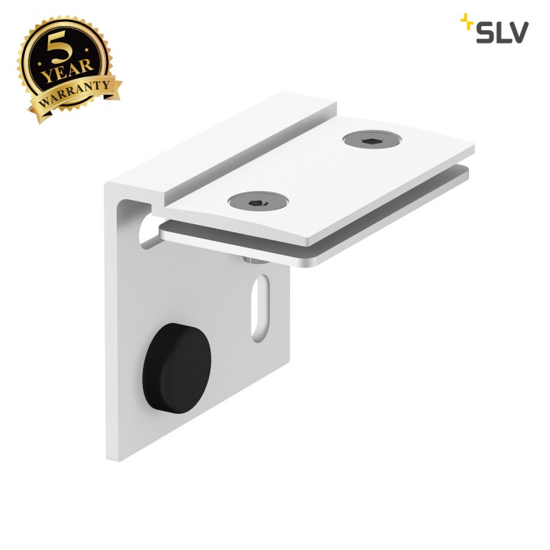 Intalite 1002236I H-PROFILE wall holder, white