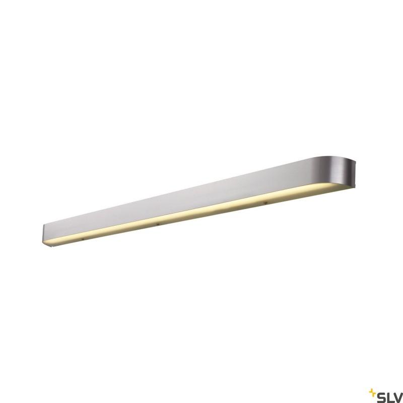 SLV ARLINA 130 Aluminium LED Wall Light 3000K 1002240