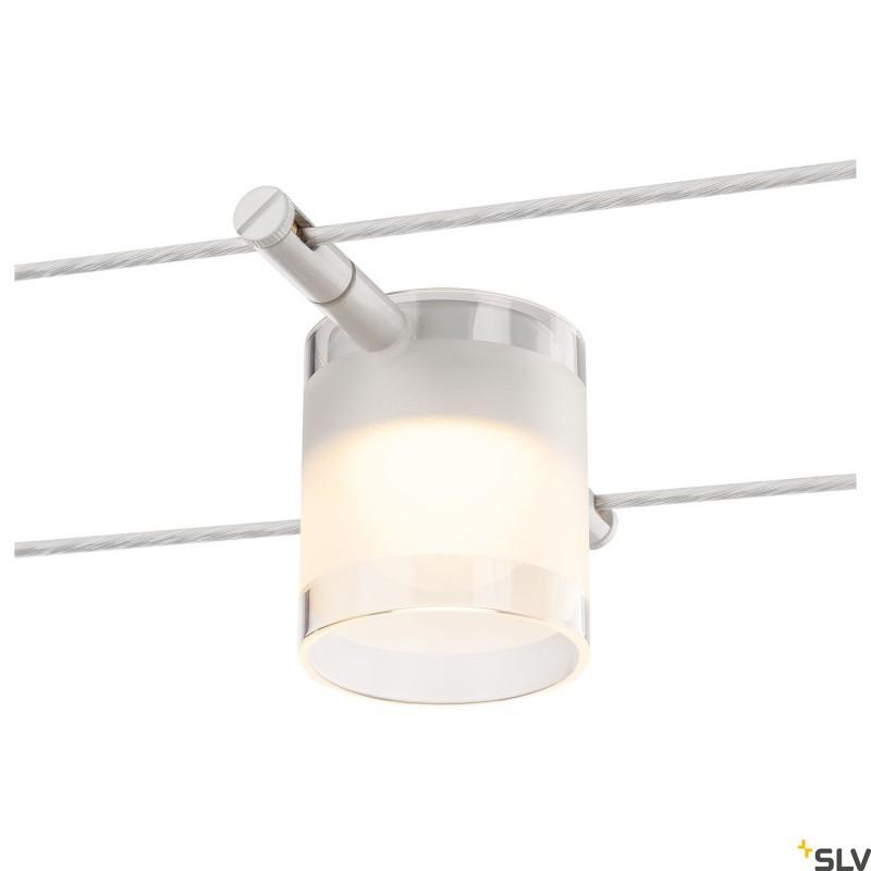 SLV COMET White 12v Wire Light 2700K 1002689